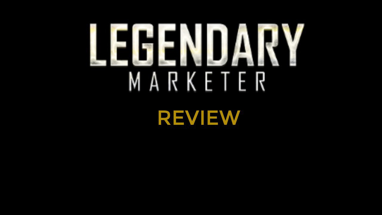 What is Legendary marketer about