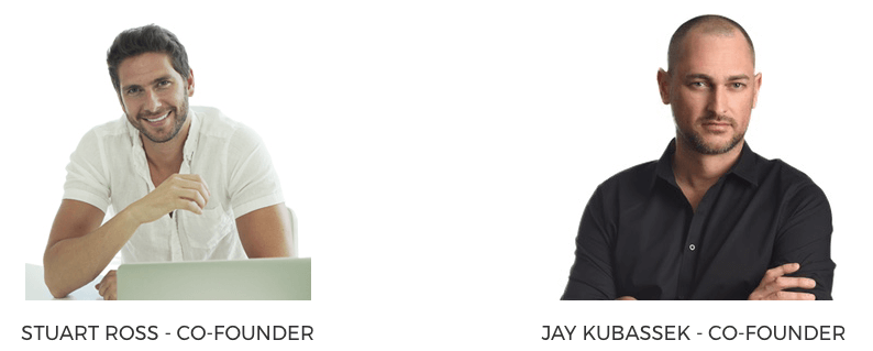 Co-Founders of the six figure mentors platform