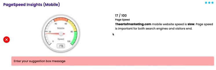 The Livio software report 1