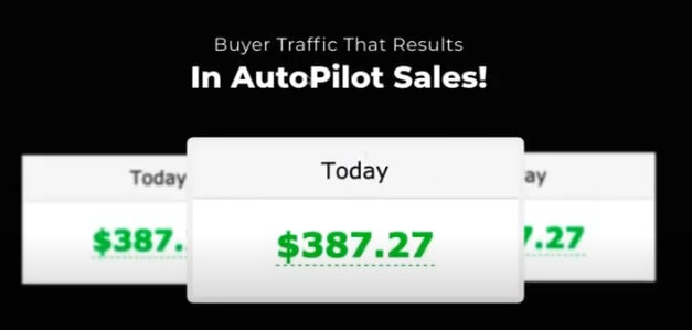 This is a another fake income proof coming from the Epic Funnel. This is just another product of the same vendors. All they do is copy and paste that everywhere