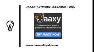 jaaxy keyword research tool review summary