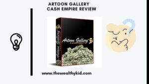 What is Artoon Gallery Cash Empire about
