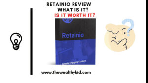 what is Retainio about