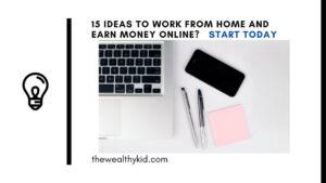 work home earn money