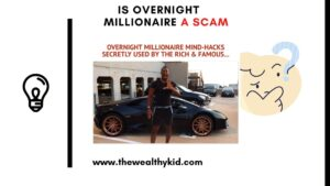 Is Overnight Millionaire a scam