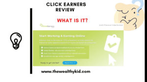 Click Earners review summary