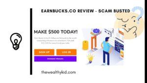 EarnBucks.co Review